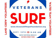 """Filta Proudly Supports the """"Veterans Surf"""" event Saturday, September 10th"""