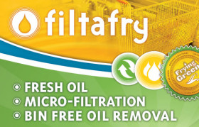Cooking Oil Filtration and Active Fryer Management Service